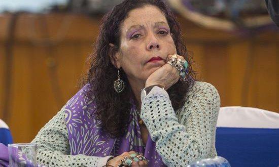 En la imagen, la vicepresidenta de Nicaragua, Rosario Murillo. EFE/Archivo