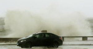 """El Instituto Uruguayo de Meteorología (Inumet) emitió este jueves una alerta naranja por """"tormentas fuertes"""" con un una probabilidad del 75 % para 15 departamentos del país. EFE/Archivo"""