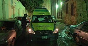 Una ambulancia llega al lugar de una explosión en El Cairo (Egipto). EFE/Archivo