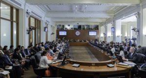 La Organización de Estados Americanos (OEA) reconoció hoy a Gustavo Tarre como representante de la Asamblea Nacional de Venezuela (AN, Parlamento), dirigida por el líder opositor Juan Guaidó, hasta que haya elecciones en el país. T:01:39