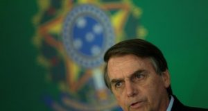 El presidente de Brasil Jair Bolsonaro. EFE/Archivo