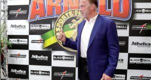 """El actor, culturista y exgobernador de California Arnold Schwarzenegger pidió a los gimnasios que hagan un esfuerzo por integrar a personas con discapacidad, pues """"todos tienen derecho a una buena salud física e intelectual""""."""