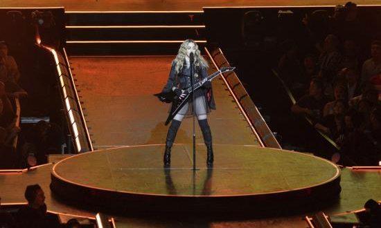 La cantante estadounidense Madonna. EFE/Archivo