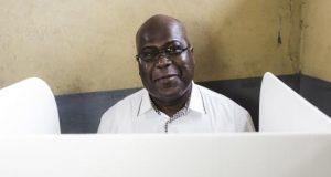 El jefe de Estado de la RDC, Félix Tshisekedi. EFE/Archivo