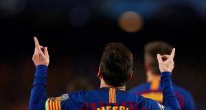 El delantero argentino del Barcelona Leo Messi. EFE/Archivo