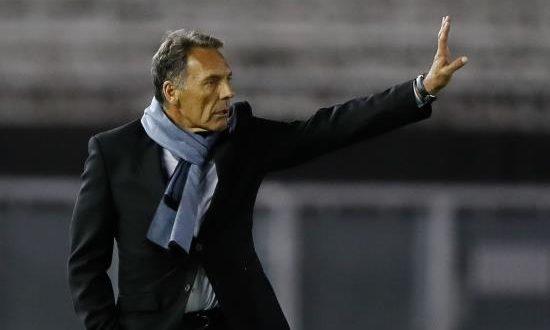 En la imagen, el saliente entrenador de Alianza Lima Miguel Angel Russo. EFE/Archivo