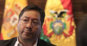 El ministro de Economía de Bolivia, Luis Arce. EFE/Archivo