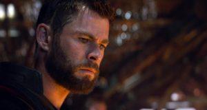 """Fotograma cedida por Marvel Studios donde aparece el actor Chris Hemsworth en el papel de Thor, durante una escena de """"Avengers: Endgame"""". EFE/Marvel Studios"""