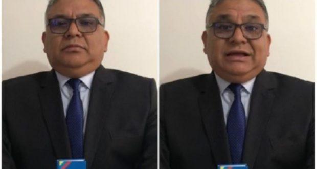 El general venezolano Ramón Rangel exhortó el domingo 12 de mayo de 2019 a la fuerza armada de Venezuela a que abandone al gobierno en disputa de Nicolás Maduro.