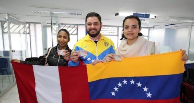 Cusco alberga alrededor del 0,82% de la migración venezolana que ha llegado al país, según datos del gobierno regional. (Foto: Migraciones)