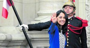 Según el testigo, Nadine Heredia le habría indicado a Leonardo Fracassi, ex gerente de contratos de OAS en el Perú, que ingresara por la parte trasera de Palacio de Gobierno. (Foto: Luis Gonzáles / El Comercio)