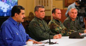 """El 80% de los profesionales militares y policiales que fueron convocados al Distribuidor Altamira fueron engañados. Les dijeron que iban a hacer una operación en la cárcel de Tocorón"""", manifestó el mandatario nacional Nicolás Maduro."""