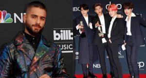 Cantante colombiano pasó incómodo momento cuando asistió a la gala de los Billboard Music Award