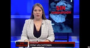 Yeni Vilcatoma. Foto: Captura
