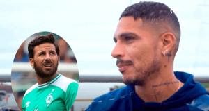 Paolo Guerrero contó detalles de su paso por Alemania y la ayuda por que recibió de Claudio Pizarro