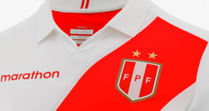 Estrellas en la camiseta de la selección peruana no podrías utilizarse en la Copa América 2019. | Foto: Marathon