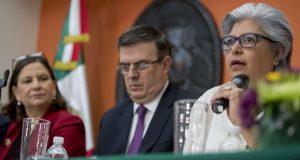 El canciller de México, Marcelo Ebrard, y miembros del gabinete, viajaron esta semana a EE.UU. a fin de llegar a un acuerdo que evite el arancel anunciado por el presidente Donald Trump para frenar el flujo migratorio.