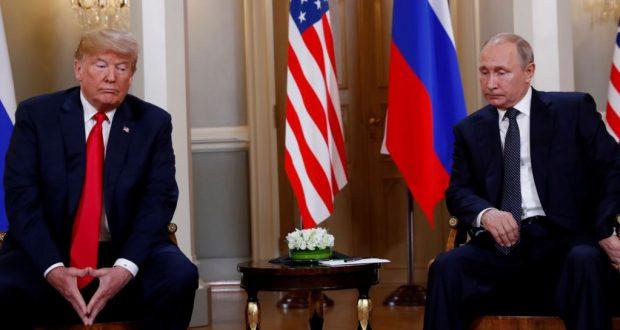 El presidente de EE.UU., Donald Trump, y el líder ruso, Vladimir Putin, coincidirán a fines de este mes en Osaka, Japón, a donde ambos mandatarios viajarán para asistir a la Cumbre del G20.