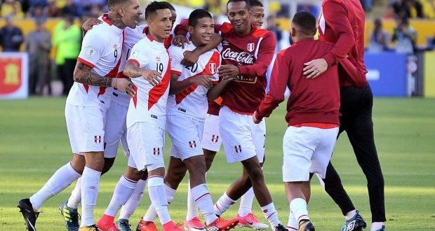 Selección peruana (Foto: AFP)