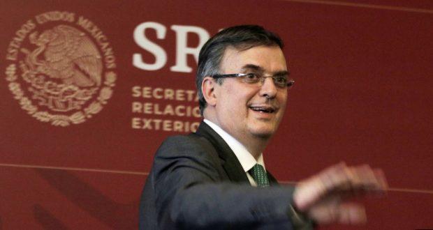 El canciller Marcelo Ebrard indicó que el propósito es regular el flujo migratorio de acuerdo a las leyes mexicanas, los compromisos internacionales que tiene el país y según los principios del gobierno.