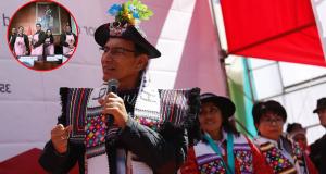 """Martín Vizcarra sobre mandiles rosados: """"¿entonces si yo me lo pongo dejo de ser presidente?"""""""