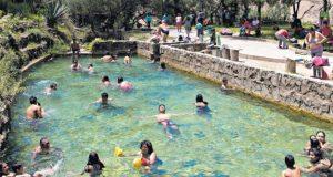 El costo para ingresar a sus piscinas es desde S/3. (Foto: Sebastián Enríquez)