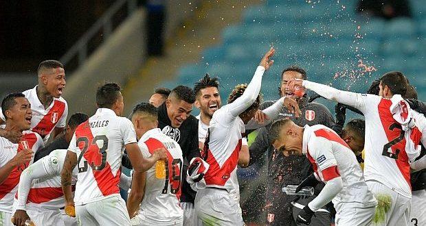 La selección peruana se enfrentará a Brasil por el título de la Copa América 2019 este domingo. (Foto: AFP)