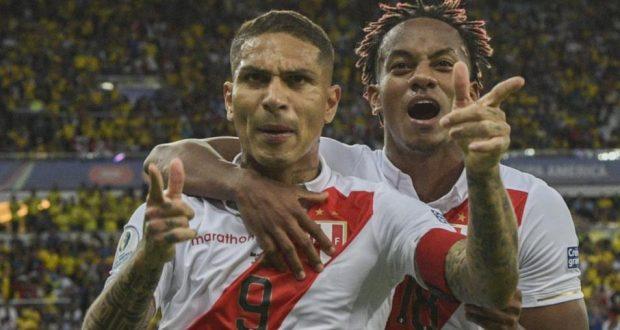 De la mano del goleador Paolo Guerrero, Perú se ha transformado en una selección que sabe ganar. (Foto: AFP)