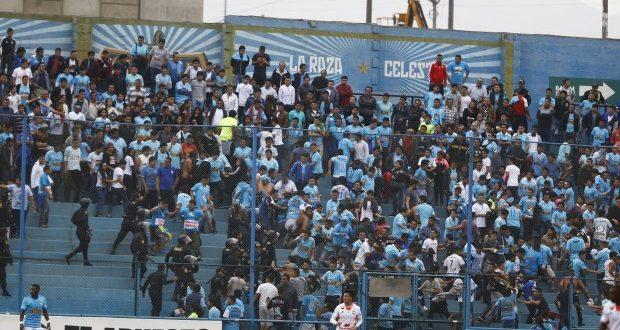 Estadio Alberto Gallardo fue clausurado por incumplir medidas de seguridad. (Foto: GEC / Archivo)