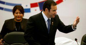 El gobierno de Guatemala emitió un comunicado el domingo 14 de julio de 2019 para anunciar la reprogramación de la reunión entre los presidentes de Guatemala y EE.UU., a la espera de una decisión de la Corte de Constitucionalidad, que es el máximo órgano constitucional del país.