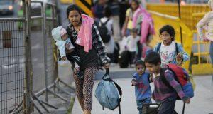El presidente ecuatoriano Lenín Moreno dijo al hacer el anuncio de la exigencia de visas para venezolanos que la medida busca garantizar orden y la seguridad para los ecuatorianos y para los migrantes.