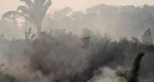 La selva del Amazonas arde desde hace 18 días, con incendios que han provocado una tragedia ecológica y de salud pública