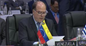 Julio Borges se ha desempeñado como embajador del gobierno encargado de Venezuela en el Grupo de Lima.