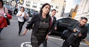 Ursula Letona es investigada por un caso que data de cuando se desempeñaba como abogada. (Foto: Hugo Pérez)