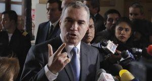 El primer ministro Salvador del Solar aclaró que no ha habido ningún retroceso de parte del Ejecutivo en el proyecto Tía María. (Foto: GEC)