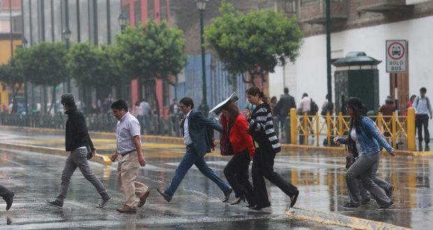 Desde el jueves se espera el descenso de temperatura en toda la costa peruana, informó el Senamhi. (Lino Chipana / El Comercio)