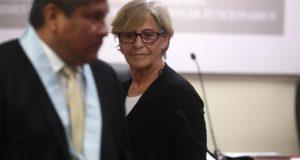 Susana Villarán cumple prisión preventiva en el penal Anexo de Mujeres de Chorrillos. (Foto: GEC)