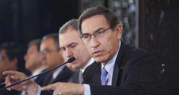 """En el nuevo audio, Martín Vizcarra asegura que apoyará a las autoridades de Arequipa para """"revertir"""" el proyecto Tía María. (Foto: Presidencia)"""