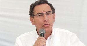 Ante las críticas de las bancadas del Congreso, entre ellas el Apra, el presidente Martín Vizcarra recordó el 'baguazo' que dejó 33 muertos, entre policías y civiles. (Foto: El Sepres)