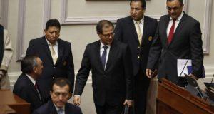 Ministro Francisco Ísmodes será interpelado por el Congreso el miércoles 21 de agosto por el Gasoducto del Sur. (Foto: GEC)