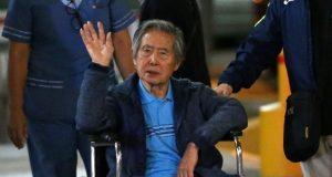 El expresidente salió del penal de Barbadillo aproximadamente a las 4 de la tarde. (Foto referencial: AFP)