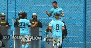 Sporting Cristal enfrentó a Sport Boys por el Torneo Clausura de la Liga 1 2019 (Foto: Fernando Sangama/GEC)