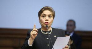 Luz Salgado fue internada en el Instituto Nacional Cardiovascular (INCOR) el domingo 25 de agosto. (Foto: GEC)