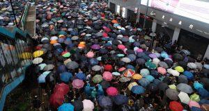 El gobierno de Taiwán, isla autónoma que China considera su territorio, apoya las manifestaciones prodemocracia en Hong Kong.