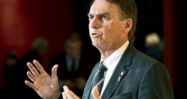 Jair Bolsonaro, presidente de Brasil. Foto: EFE.