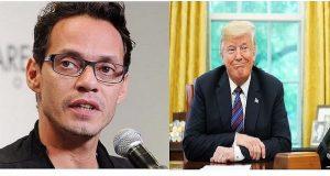 Marc Anthony responde furioso a Donald Trump por hablar mal de Puerto Rico