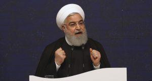 El presidente iraní, Hassan Rouhani, rechazó cualquier posible conversación con Estados Unidos el martes 21 de mayo de 2019, cuando crece la tensión entre ambas naciones.