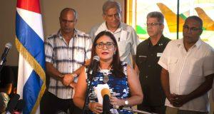 ohana Tablada, subdirectora general de la Dirección de Estados Unidos, del Ministerio de Relaciones Exteriores de Cuba dijo que el estudio reconoce que los cambios detectados son mínimos, que sus conclusiones son inciertas y que no pueden identificar las causas de los mismos.